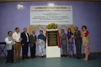 Laying of Foundation Stone of S.G.C.E, 11th August, 2017